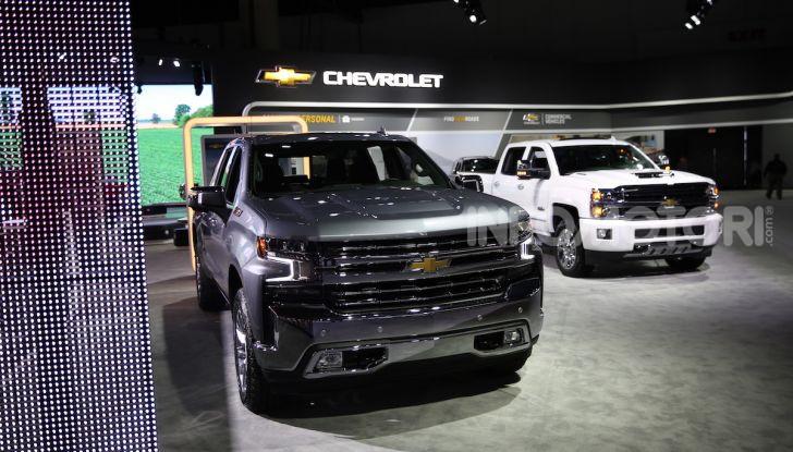 Chevrolet: le foto più belle dal Salone di Los Angeles 2018 - Foto 11 di 27