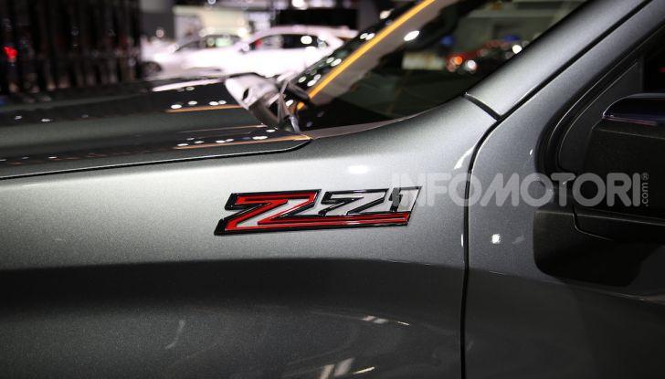Chevrolet: le foto più belle dal Salone di Los Angeles 2018 - Foto 12 di 27