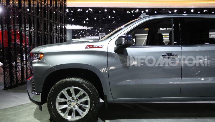 Chevrolet: le foto più belle dal Salone di Los Angeles 2018 - Foto 13 di 27