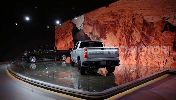 Chevrolet: le foto più belle dal Salone di Los Angeles 2018 - Foto 16 di 27