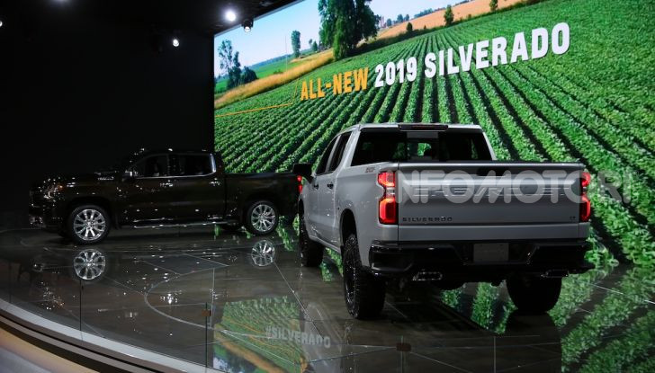 Chevrolet: le foto più belle dal Salone di Los Angeles 2018 - Foto 17 di 27