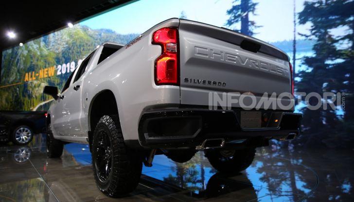 Chevrolet: le foto più belle dal Salone di Los Angeles 2018 - Foto 18 di 27