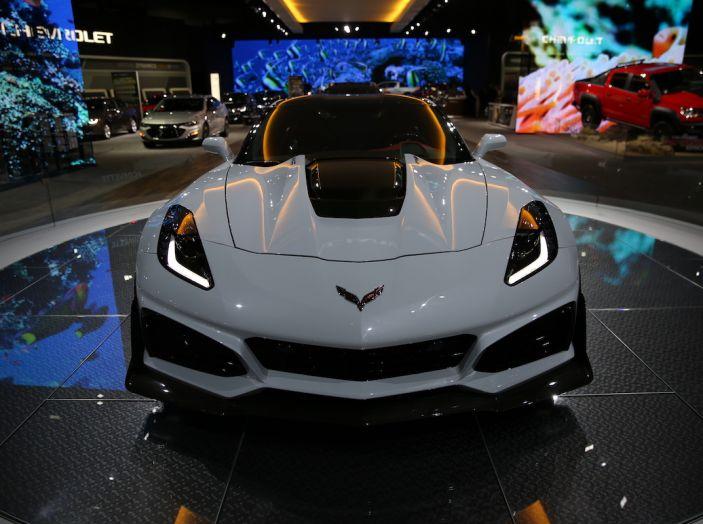 Chevrolet: le foto più belle dal Salone di Los Angeles 2018