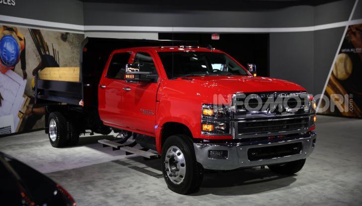Chevrolet: le foto più belle dal Salone di Los Angeles 2018 - Foto 22 di 27