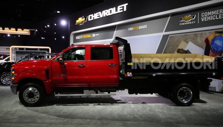 Chevrolet: le foto più belle dal Salone di Los Angeles 2018 - Foto 24 di 27