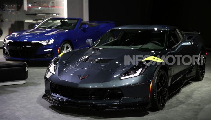 Chevrolet: le foto più belle dal Salone di Los Angeles 2018 - Foto 27 di 27