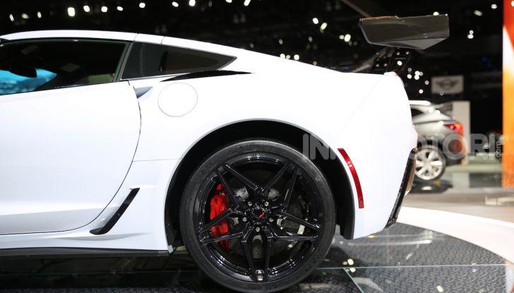 Chevrolet: le foto più belle dal Salone di Los Angeles 2018 - Foto 4 di 27