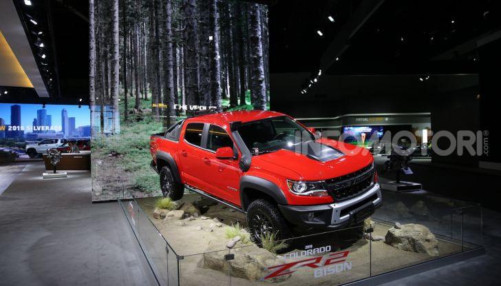 Chevrolet: le foto più belle dal Salone di Los Angeles 2018 - Foto 8 di 27