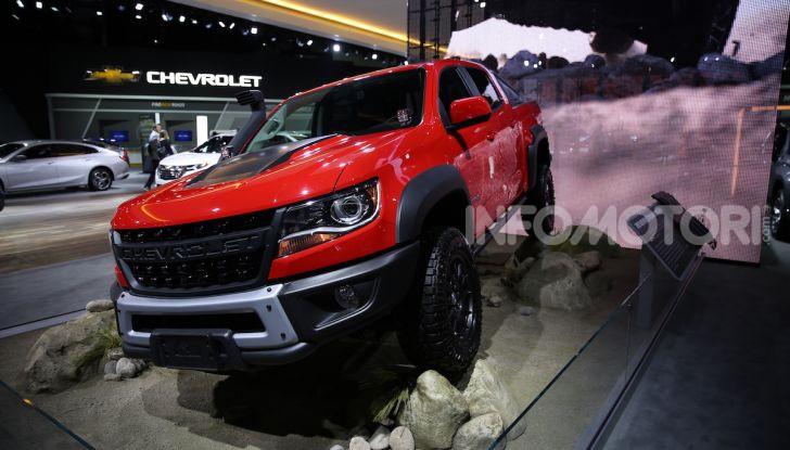 Chevrolet: le foto più belle dal Salone di Los Angeles 2018 - Foto 9 di 27