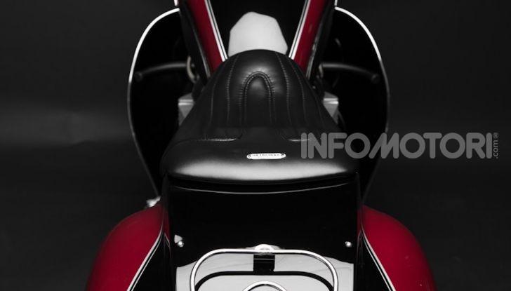 Charleston: la moto per i 70 anni della Citroen 2CV - Foto 16 di 36