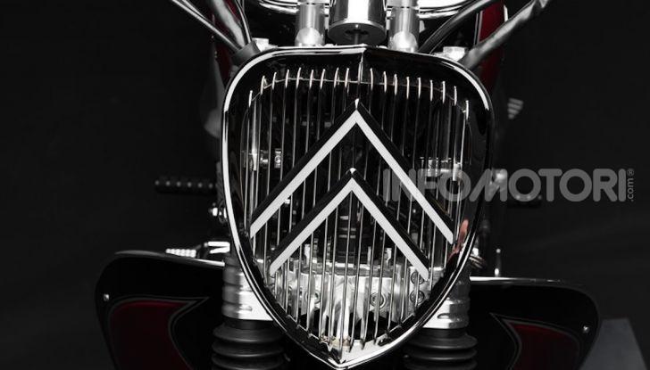 Charleston: la moto per i 70 anni della Citroen 2CV - Foto 34 di 36
