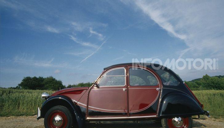 Charleston: la moto per i 70 anni della Citroen 2CV - Foto 4 di 36