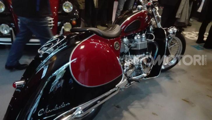 Charleston: la moto per i 70 anni della Citroen 2CV - Foto 27 di 36