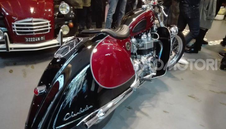 Charleston: la moto per i 70 anni della Citroen 2CV - Foto 30 di 36