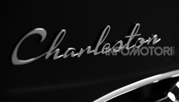 Charleston: la moto per i 70 anni della Citroen 2CV - Foto 7 di 36