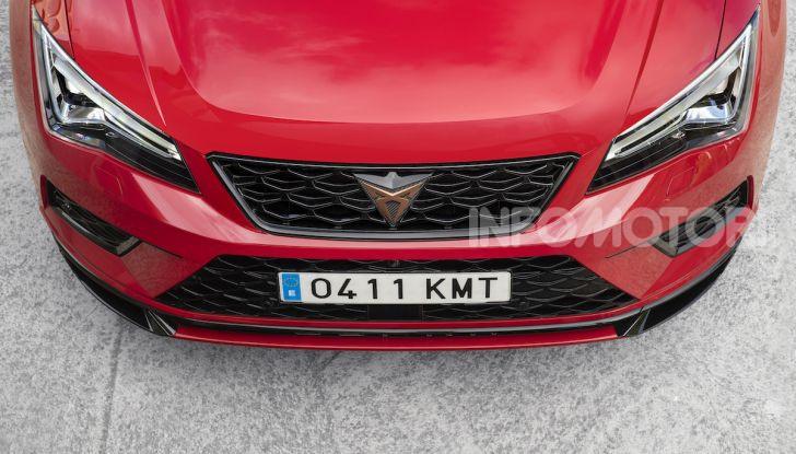 Cupra Ateca: prova su strada del SUV sportivo con 300CV [VIDEO] - Foto 14 di 38