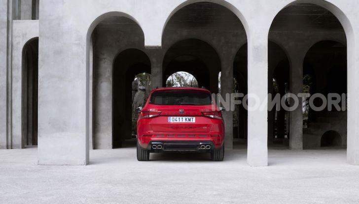 Cupra Ateca: prova su strada del SUV sportivo con 300CV [VIDEO] - Foto 16 di 38