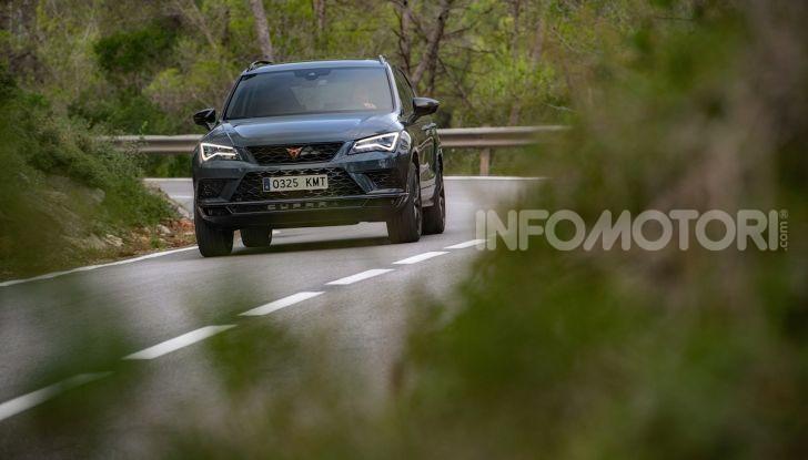 Cupra Ateca: prova su strada del SUV sportivo con 300CV [VIDEO] - Foto 21 di 38
