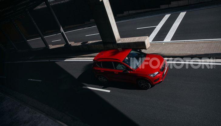 Cupra Ateca: prova su strada del SUV sportivo con 300CV [VIDEO] - Foto 23 di 38