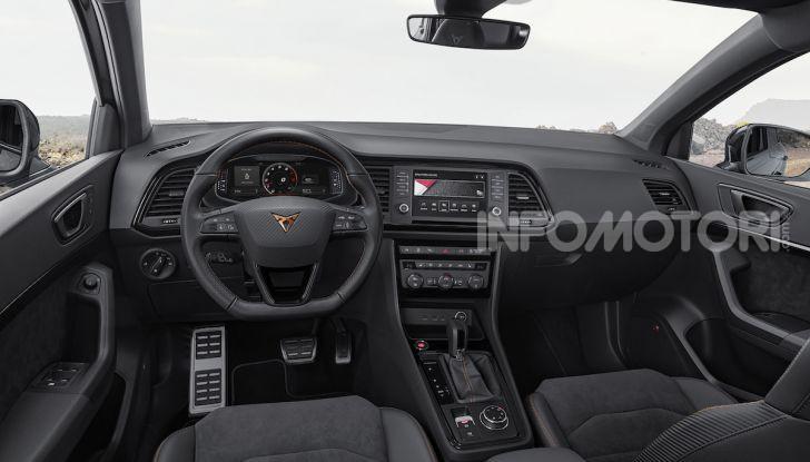 Cupra Ateca: prova su strada del SUV sportivo con 300CV [VIDEO] - Foto 30 di 38