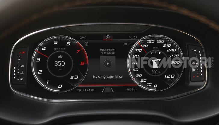 Cupra Ateca: prova su strada del SUV sportivo con 300CV [VIDEO] - Foto 31 di 38