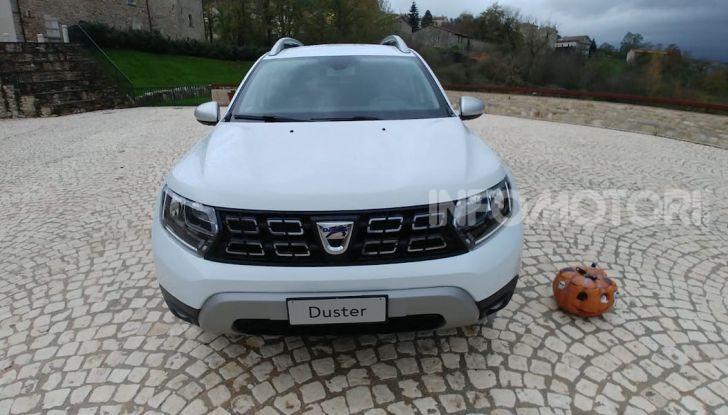 Prova Dacia Duster 2018 a GPL: ecco come va l'1.6 a gas da 115CV - Foto 22 di 22