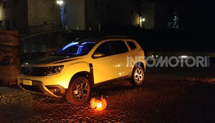 Prova Dacia Duster 2018 a GPL: ecco come va l'1.6 a gas da 115CV - Foto 13 di 22