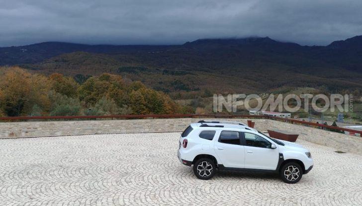 Prova Dacia Duster 2018 a GPL: ecco come va l'1.6 a gas da 115CV - Foto 14 di 22