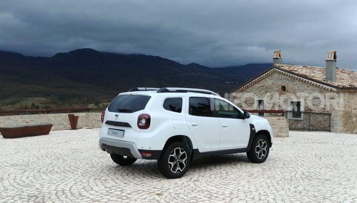Prova Dacia Duster 2018 a GPL: ecco come va l'1.6 a gas da 115CV - Foto 18 di 22
