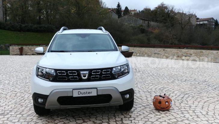 Prova Dacia Duster 2018 a GPL: ecco come va l'1.6 a gas da 115CV - Foto 20 di 22