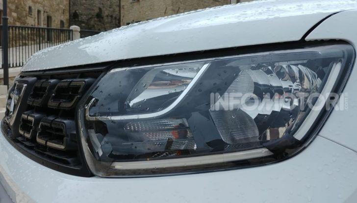 Prova Dacia Duster 2018 a GPL: ecco come va l'1.6 a gas da 115CV - Foto 21 di 22