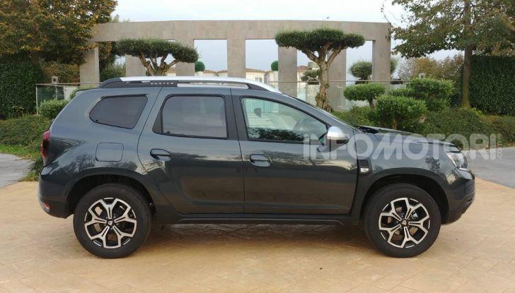 Prova Dacia Duster 2018 a GPL: ecco come va l'1.6 a gas da 115CV - Foto 3 di 22