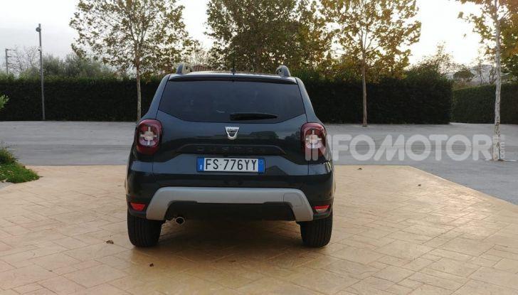 Prova Dacia Duster 2018 a GPL: ecco come va l'1.6 a gas da 115CV - Foto 7 di 22