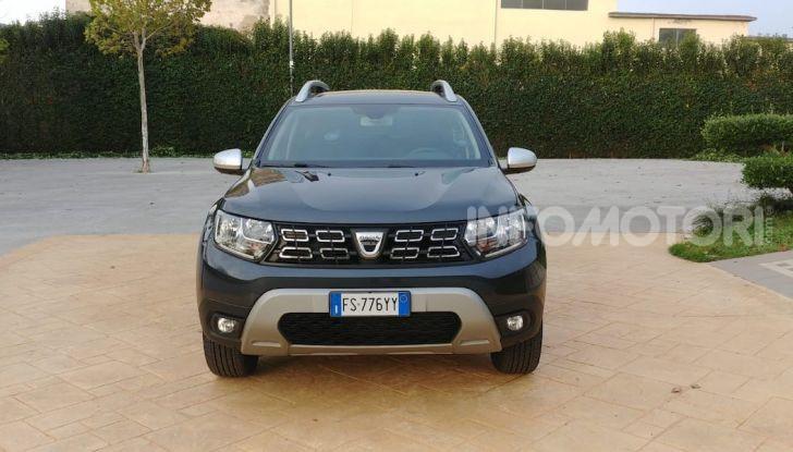 Prova Dacia Duster 2018 a GPL: ecco come va l'1.6 a gas da 115CV - Foto 1 di 22