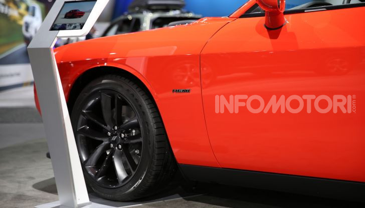 Dodge al Salone di Los Angeles 2018 – le foto LIVE dallo stand - Foto 6 di 24
