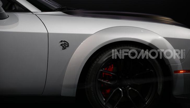Dodge al Salone di Los Angeles 2018 – le foto LIVE dallo stand - Foto 17 di 24