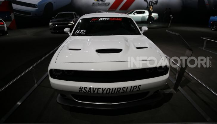 Dodge al Salone di Los Angeles 2018 – le foto LIVE dallo stand - Foto 21 di 24
