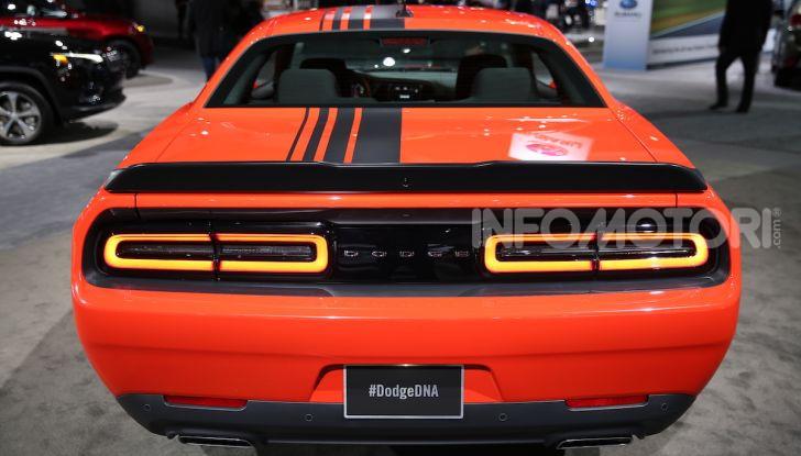 Dodge al Salone di Los Angeles 2018 – le foto LIVE dallo stand - Foto 2 di 24