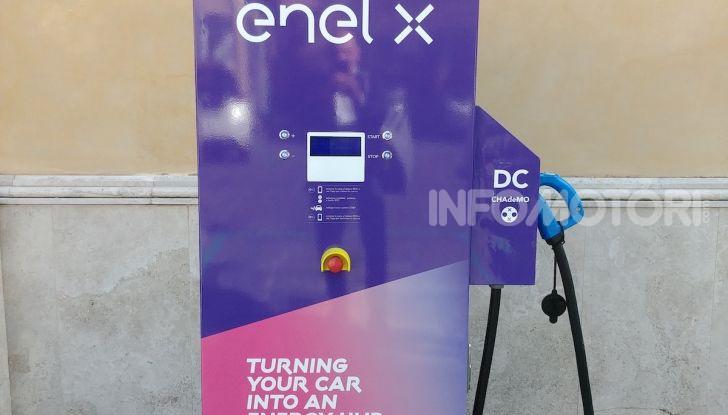 Enel X, l'Italia in Pole Position nella diffusione della E-Mobility - Foto 14 di 16