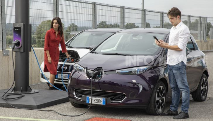 Enel X, l'Italia in Pole Position nella diffusione della E-Mobility - Foto 3 di 16