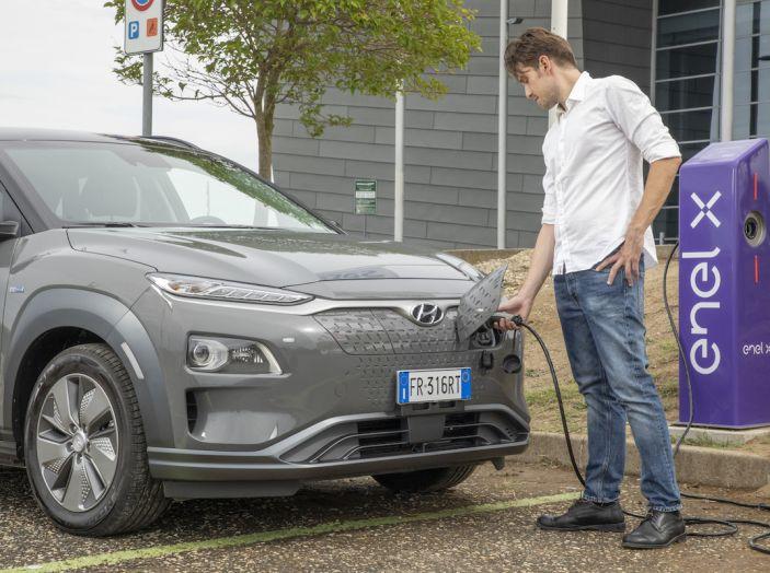 Enel X, l'Italia in Pole Position nella diffusione della E-Mobility