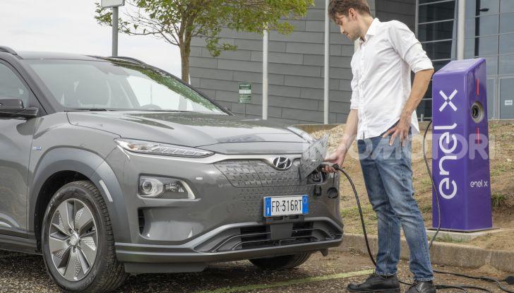 Enel X, l'Italia in Pole Position nella diffusione della E-Mobility - Foto 1 di 16