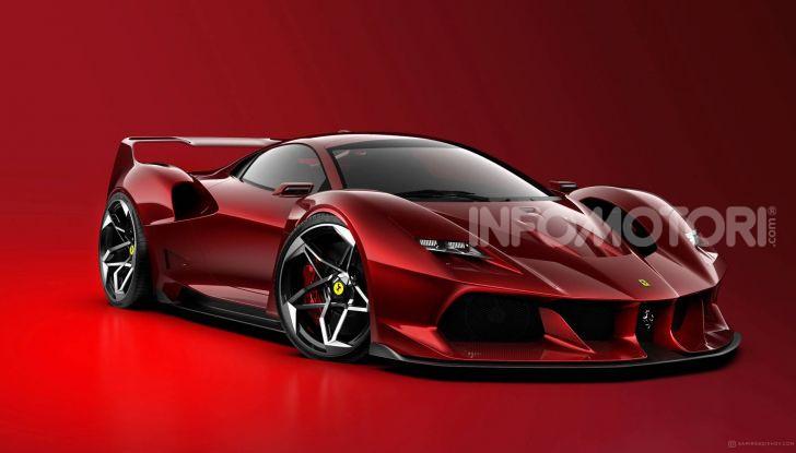 Ferrari F40 Tribute, omaggio all'icona di Maranello - Foto 14 di 16