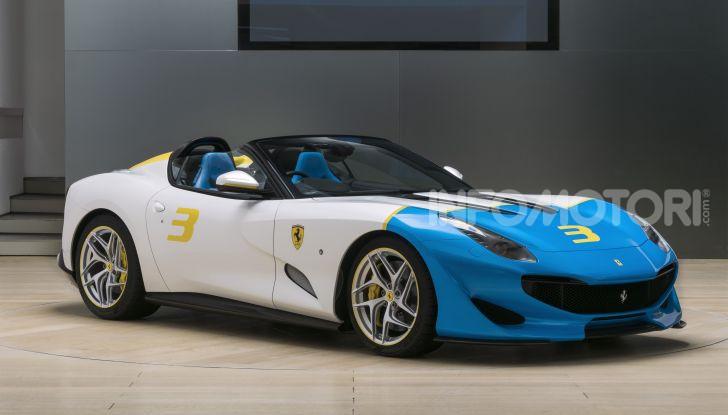 Ferrari SP3JC, la nuova roadster one-off - Foto 1 di 5