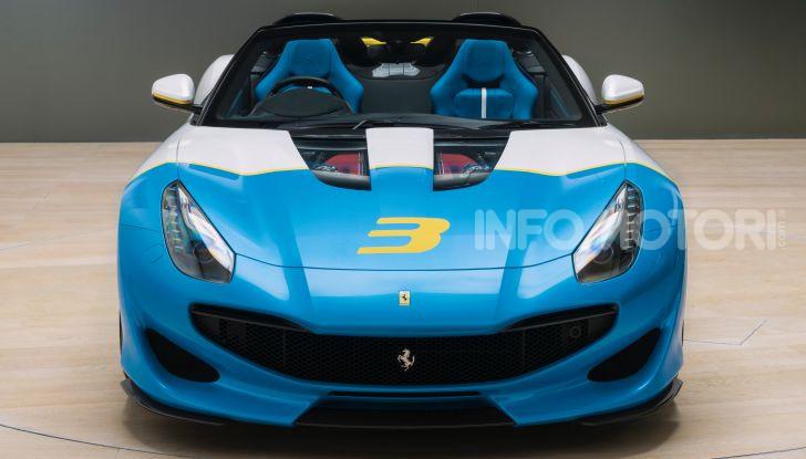 Ferrari SP3JC, la nuova roadster one-off - Foto 2 di 5