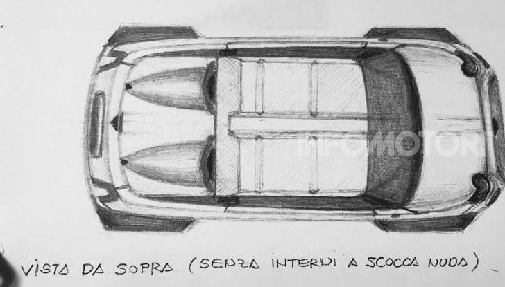Fiat 500e Barchetta by Scuderia-E - Foto 2 di 7