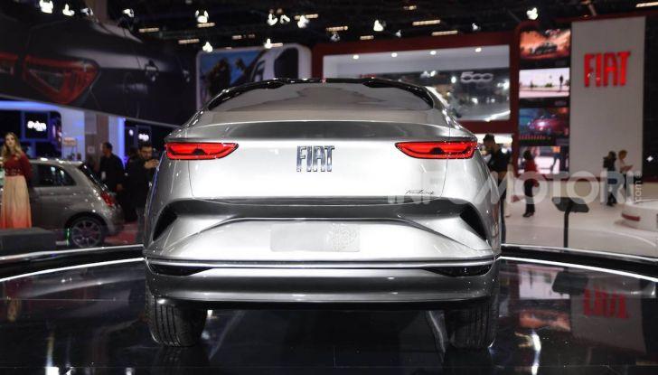 Il nuovo Crossover Fiat: un SUV su base Tipo per il 2021 - Foto 12 di 12
