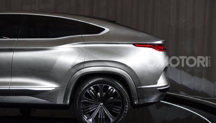 Il nuovo Crossover Fiat: un SUV su base Tipo per il 2021 - Foto 11 di 12