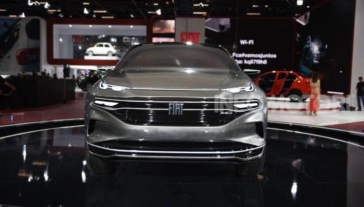 Il nuovo Crossover Fiat: un SUV su base Tipo per il 2021 - Foto 10 di 12