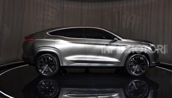 Il nuovo Crossover Fiat: un SUV su base Tipo per il 2021 - Foto 8 di 12